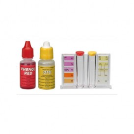 Kit Analizador Cloro Y Ph - 90180